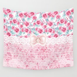 Dream Roses Wall Tapestry
