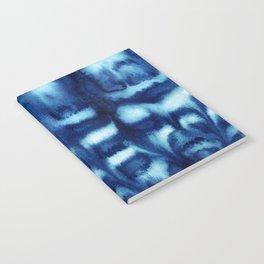 Blue Rain Notebook