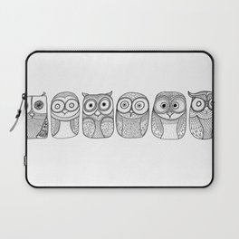 Six Pack (owl collective) Laptop Sleeve