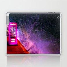 SPACE PHONE ON JUPITER Laptop & iPad Skin