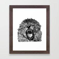 Leo.. Framed Art Print
