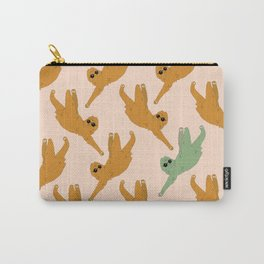 I love Sloths Carry-All Pouch