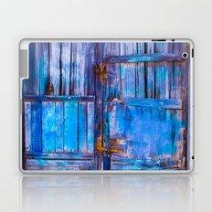 Old Door,Santorini Laptop & iPad Skin