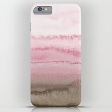 WITHIN THE TIDES STRAWBERRY CAPPUCCINO Slim Case iPhone 6s Plus