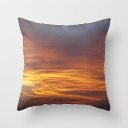 gently gentle #10 Throw Pillow