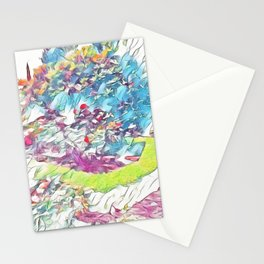 Garden of Colors Stationery Cards
