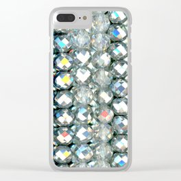 Crystal Bands Clear iPhone Case
