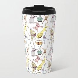 mostriciattoli pattern Travel Mug