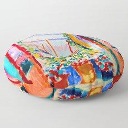 Henri Matisse Open Window Floor Pillow
