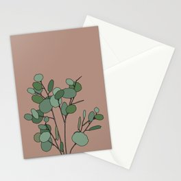 Eucalyptus Misses Stationery Cards