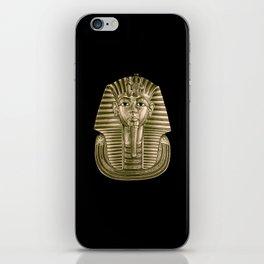 Golden King Tut iPhone Skin