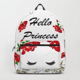 Hello Princess Backpack