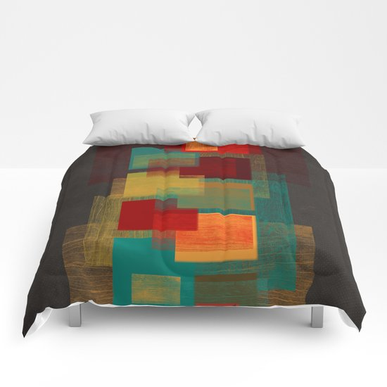 vacancy structure Comforters