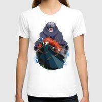 merida T-shirts featuring Merida by Karrashi