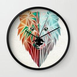 bears Wall Clock
