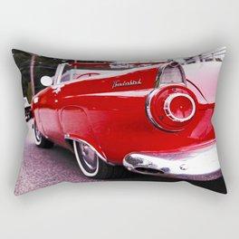Nostalgic T-Bird Rectangular Pillow