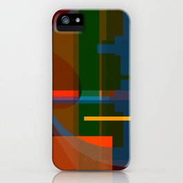 Color System  iPhone Case