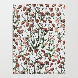flowers invasion Poster