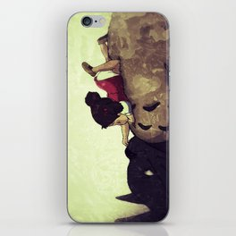 Friendship Never Ends iPhone Skin