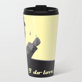 I Do Love Flying! Travel Mug