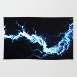 Electric Blue Rug