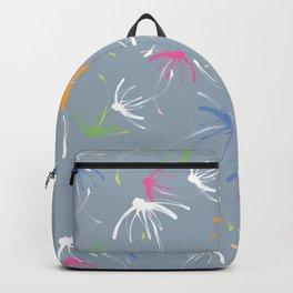 Summer time Swirl Backpack
