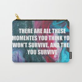SURVIVE Carry-All Pouch