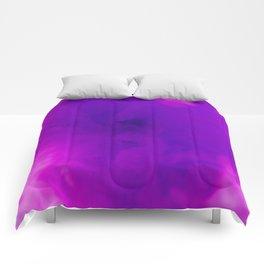 Textures (Purple version) Comforters