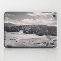 switzerland iPad Cases featuring Switzerland BW by Heather Hartley
