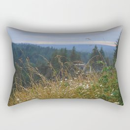 Snoqualmie View Rectangular Pillow