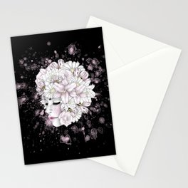 Spring In My Head Stationery Cards