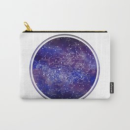 Star Map IV Carry-All Pouch