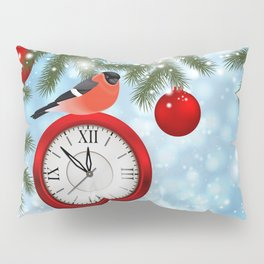 Christmas or New Year decoration Pillow Sham