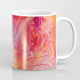 till your love is red Coffee Mug