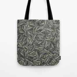 Pipas Mania (Spanish for sunflower seeds) Tote Bag