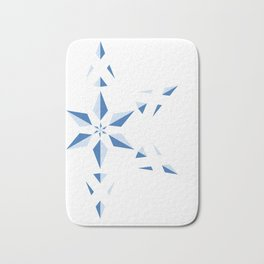 Duotone Star Bath Mat