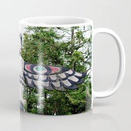 Alaskan Totem - Eagle Coffee Mug