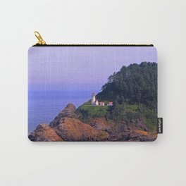 Haceta Head Lighthouse Carry-All Pouch