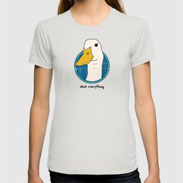 duck everything T-shirt