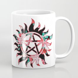 Anti-Possession Symbol Coffee Mug