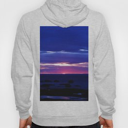 Dusk on the Sea Hoody