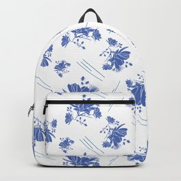 Cosmos on a Windy Day Backpack