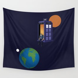 A WhoView Wall Tapestry