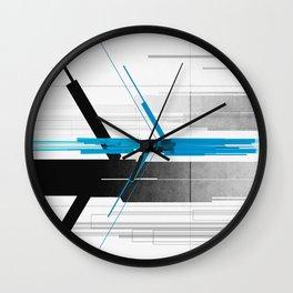 Indo Wall Clock