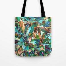 Into the Jungle 01 Tote Bag