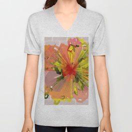 Color potpouri Unisex V-Neck