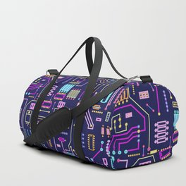Circuits Duffle Bag