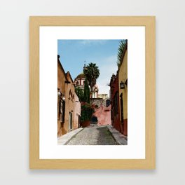 Aldama Parroquia Framed Art Print