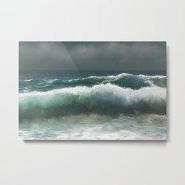 Sea View 276 Metal Print