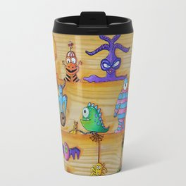 Creatch: First Impressions (Character Introduction) Travel Mug